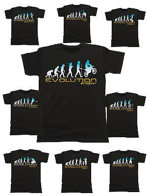 Mens evolution t-shirt #extreme sports/sport *choose sport* #fathers day #birthda,  View more on the LINK: 	http://www.zeppy.io/product/gb/2/391406606257/