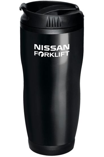 Nissan Forklift - 16oz Travel Mug