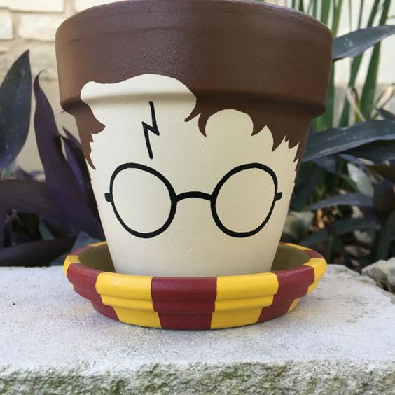 Harry Potter bloempot
