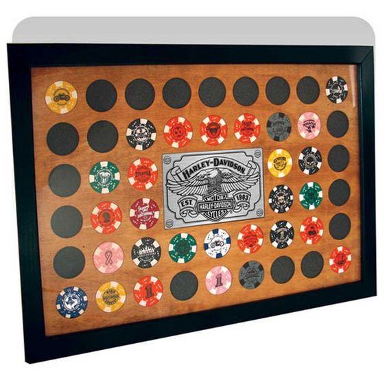 Poker chip catalog