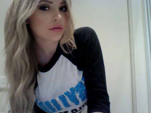 A Pretty Blonde 25
