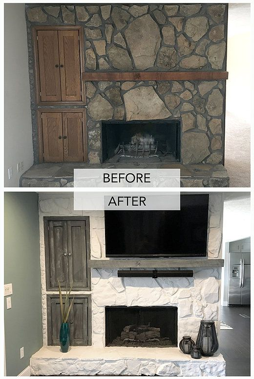 Single Post Stone Fireplace Fireplace Old Stone