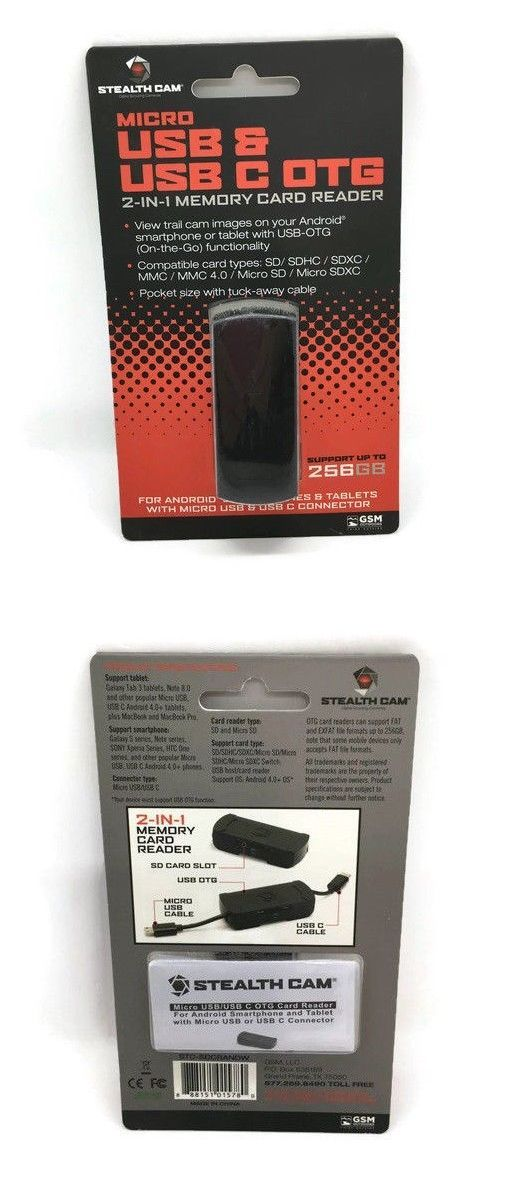 Business & Industrial Stealth Cam 4-in-1 SD/Micro SD Memory Card ...