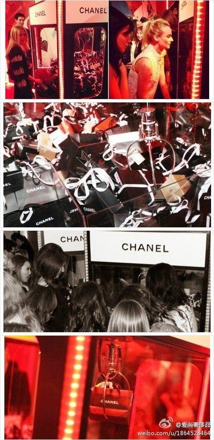 I want a Chanel Crane Machine