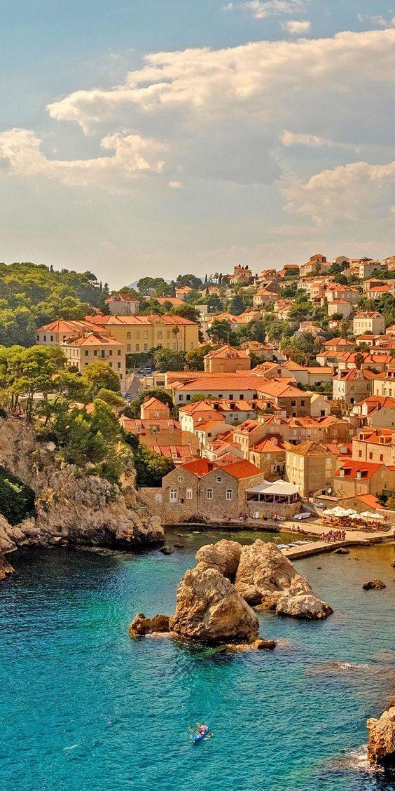 Travel Solofemaletravel Dubvrovnik Croatia Europetravel Croatia Travel Places To Travel Croatia Beach