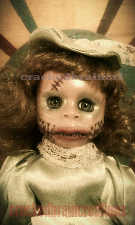 Creepy Doll Names - 0425