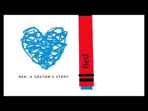 RED: A CRAYON'S STORY, by Michael Hall - MAIN Juvenile PZ7.H1472 Red 2015  - check availability @ https://library.ashland.edu/search/i?SEARCH=0062252070 [3/12]