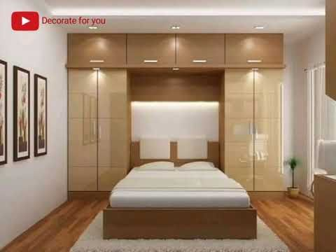 Bedroom Decoration In 2020 Modern Bedroom Design Bedroom Furniture Design Modern Bedroom Interior