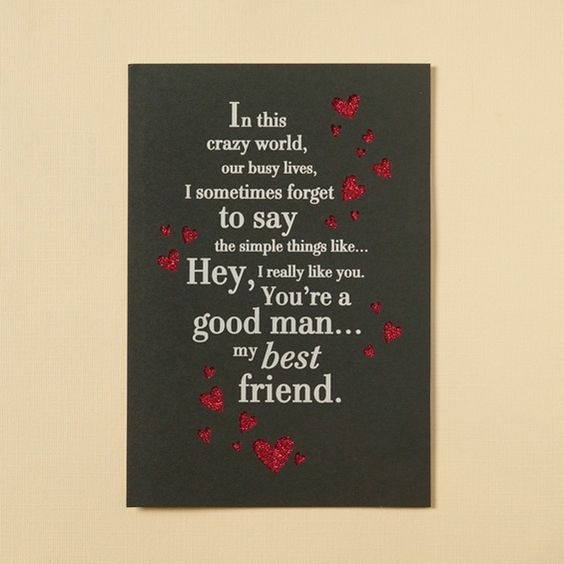 Christian Valentine's Day Greeting Card For Your Husband