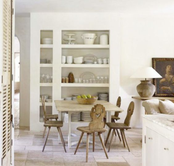9 Vital Elements To Include In Your Farmhouse Kitchen: 10 Lovely French Farmhouse Kitchens & Decorating Ideas