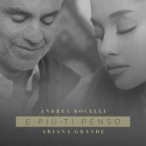 Andrea Bocelli and Ariana Grande – E Più Ti Penso acapella