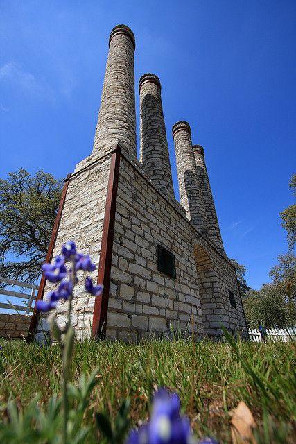 Old #Baylor Ruins, Independence, TX