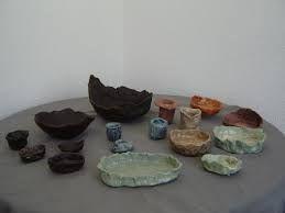 Resultado de imagem para processo de como fazer um vaso de barro