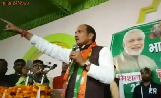 UP Elections: BJP MLA Suresh Rana Booked For Hate Speech