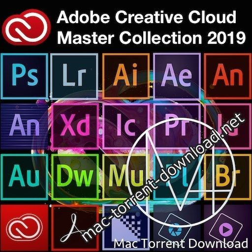 Adobe Cc Master Collection 2019 06 2019 With Images Adobe