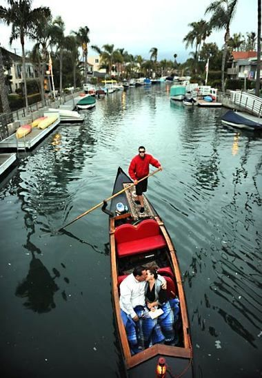 The Shannon Jones Team loves that long beach ca has gondola rides! Our own little version of Venice