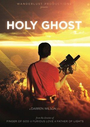 HOLY GHOST by Darren Wilson - DVD