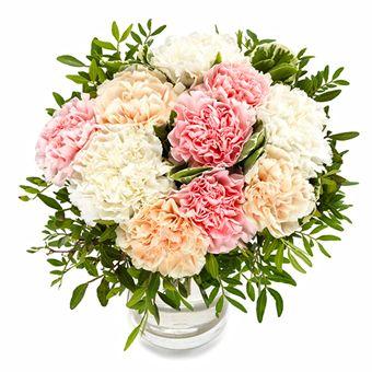 Vill du överraska någon med att skicka blommor. Härlig bukett som levereras direkt hem till den uppvaktade.