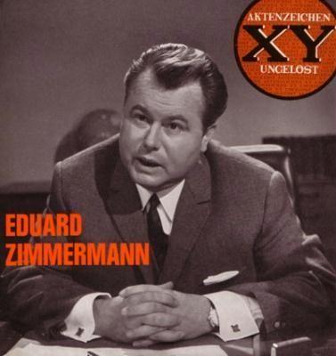 XY Eduard Zimmerman dabei hat sich meine Oma immer so schön gegruselt