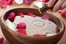Aromatherapy for Emotional Well-Being article with info on essential oils that have effects on mood.  I'm an all out skeptic about most things in life, but when it comes to smells and the effect they have on your mood, my personal experience is that it works  There has been research to back up this anecdotal evidence as well.