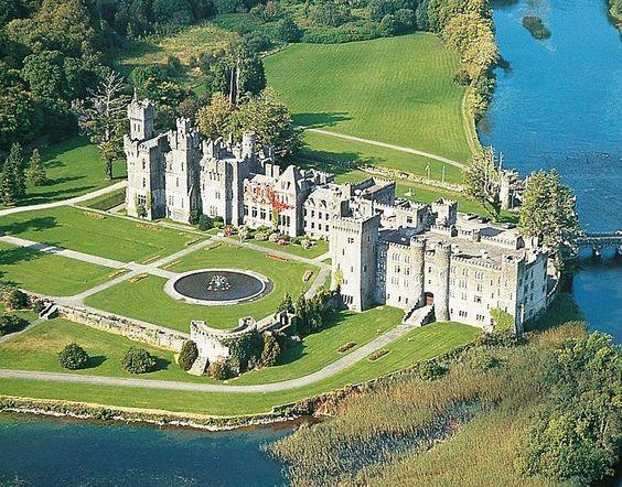 Ashford Castle, Ireland
