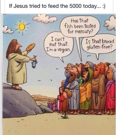 Funny christian joke: