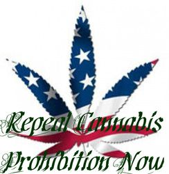 Repeal Cannabis Prohibition Now