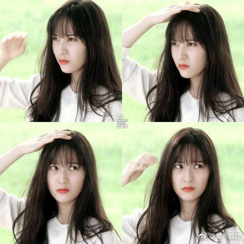 Chanyeol Wrong In 2021 Krystal Fx Krystal Jung Beauty Girl