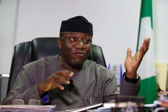 Fayemi has denied spending N700m on creating website alone, saying he invested it on infrastructure, human capital and civil works and not website.