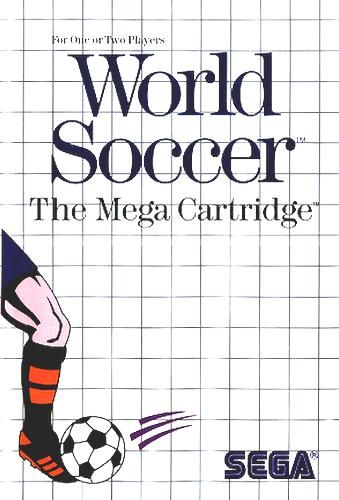 ## #sega master system - world soccer - top / ms spiel ## from $6.98