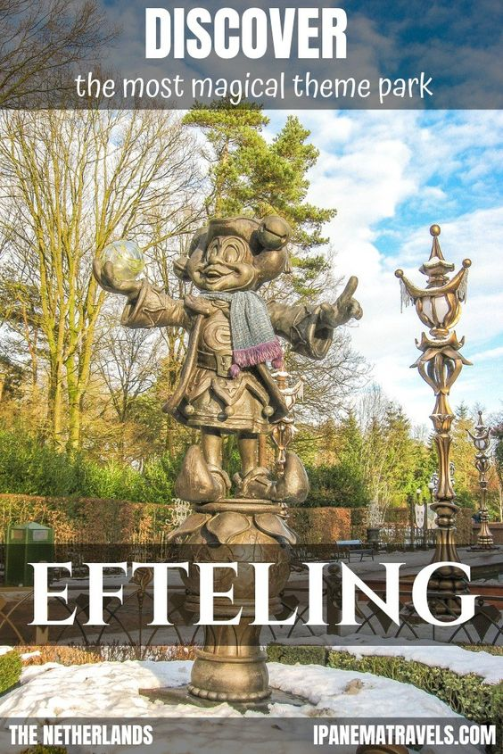 Efteling Where Fairy Tales Come To Life Park