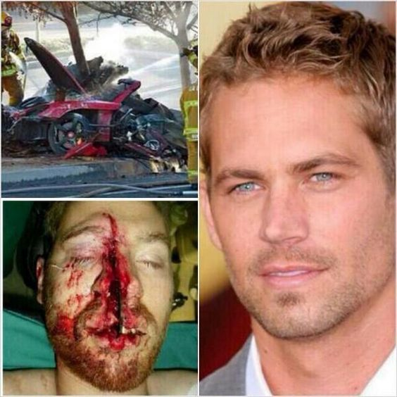 How Did Paul Walker Died In A Car Accident
