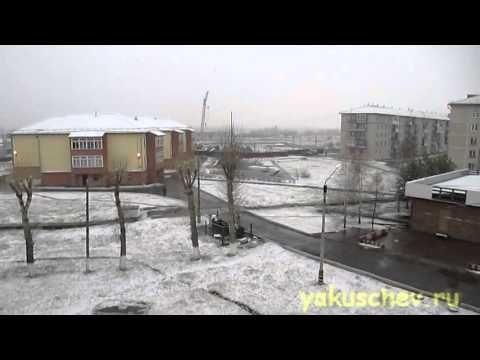 Весна в ЗАТО Солнечный. 08.05.16. - YouTube