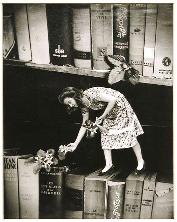 ¤ photo montage Grete Stern- sin titulo,  Sueños Nº 6 ,1948