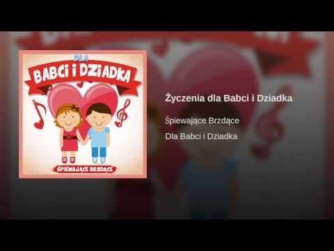 Zyczenia Dla Babci I Dziadka Youtube Grandparents Day Kindergarten Youtube