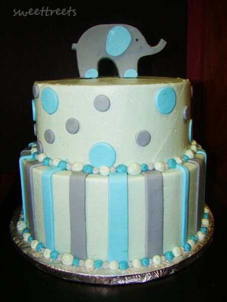 elephant baby shower cake elephant baby shower cake cakes tartas 3871