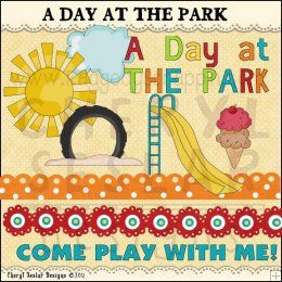 A Day At The Park by Cheryl Seslar