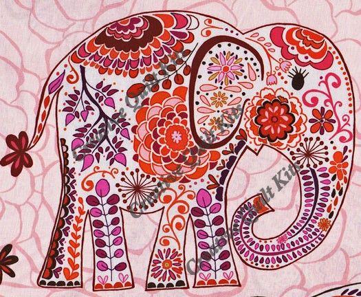 Indian Elephant | India | Pinterest | Griffonnages, Inde ...