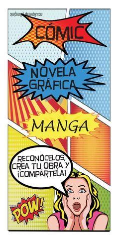 Guía de lectura con las últimas novedades en cómic, novela gráfica y manga de la Biblioteca de Sant Joan d'Alacant. Se incluye una selección de aplicaciones para smartphone de edición y lectura de cómic