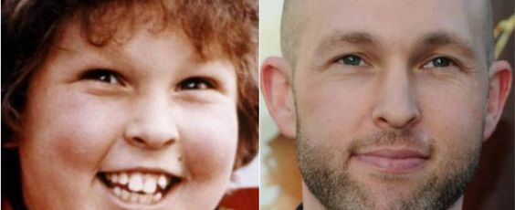 """Jeff Cohen from """"The Goonies""""  Actor Jeff Cohen is a child actor that seemed to have disappeared after he played Chunk in the 1985 movie, """"The Goonies."""" Cohen continued to act picking up roles in film and TV over the next few years following the success of """"The Goonies."""" While Cohen left his acting days behind, he did not leave the acting world altogether. He is now a successful entertainment lawyer and partner at Cohen Gardner LLP."""