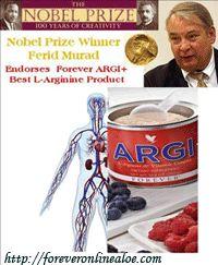 Nobel Prize Winner Dr. Ferid Murad Endorses Forever Argi+ ...