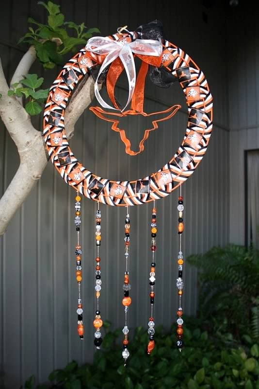 """Longhorn"" Wreath  $35"