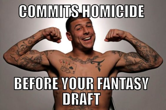aaron hernandez memes | Top Aaron Hernandez Memes - Patriots Cut Him After His Arrest For ...