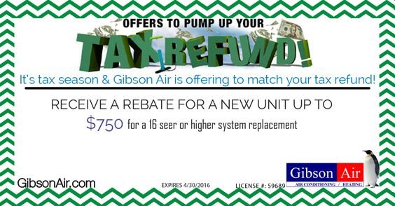las vegas air conditioning replacement coupon for $750 instant rebate for HVAC units 16 seer or higher. Now's the best time to prepare your HVAC system for the summer! Visit http://www.gibsonair.com/specials/ for more energy and money saving deals or to schedule HVAC service in Las Vegas