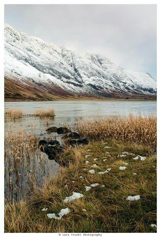 Loch Achtriochtan , Glencoe
