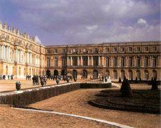 Le Vau, Hardouin Mansart. Versailles