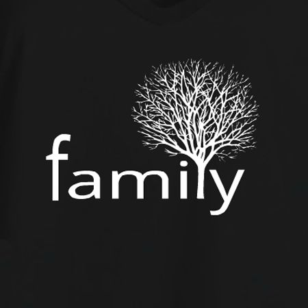 Family Tree T Shirt Template Make Your Own Family Reunion
