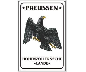 Grenzschild Preussen  #schild #aluschild #grenzschild #grenzschildpreussen…