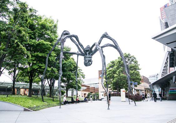 Tokyo's Best Outdoor Art