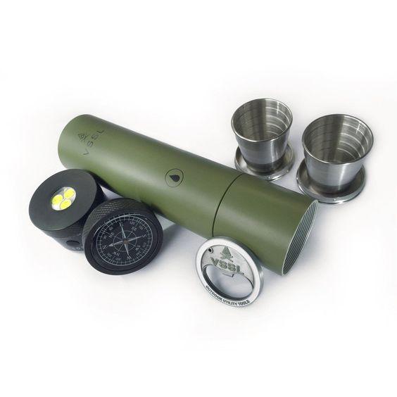 Vssl Flask flashlight